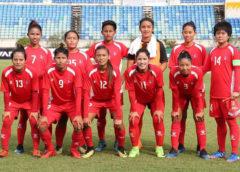 Nepali Women Football Team returns home